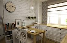 Kuchnia styl Prowansalski - zdjęcie od Grafika i Projekt