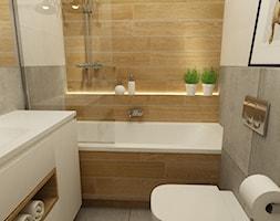 Małe łazienki Zdjęcia Projekty Projekty I Wystrój Wnętrz