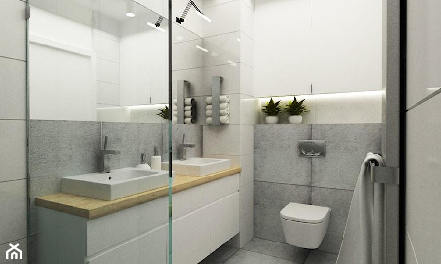 łazienki W Stylu Skandynawskim łazienka Styl Skandynawski