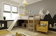 Pokój dziecka styl Nowoczesny - zdjęcie od Grafika i Projekt architektura wnętrz