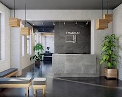 RECEPCJA - zdjęcie od Magdalena Tomczak - Architekt wnętrz
