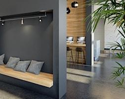 KAFEJKA INTERNETOWA - zdjęcie od Magdalena Tomczak - Architekt wnętrz