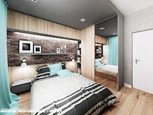 sypialnia - zdjęcie od More-IN Architekci