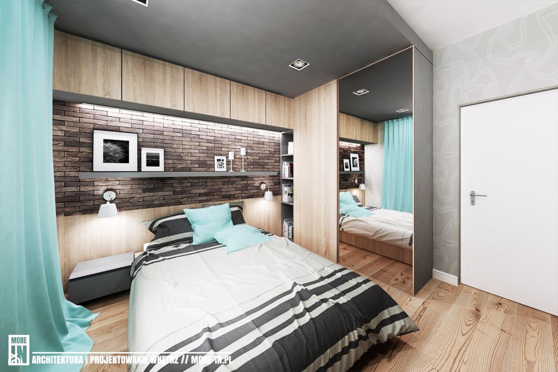 sypialnia - zdjęcie od More-IN Architekci - Homebook