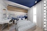 Sypialnia w chmurach - zdjęcie od More-IN Architekci - Homebook