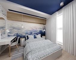 Sypialnia w chmurach - zdjęcie od More-IN Architekci