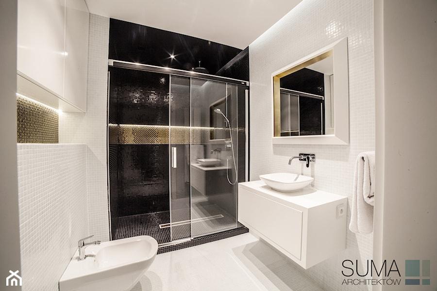 łazienka Styl Glamour