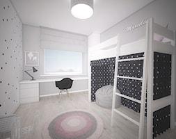 Kolor w domu - Pokój dziecka, styl skandynawski - zdjęcie od Antracyt - Homebook