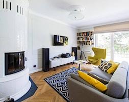 Salon styl Eklektyczny - zdjęcie od Antracyt