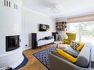 Realizacja - mieszkanie w stylu eklektycznym