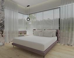 Nowoczesna+sypialnia+glamour+-+zdj%C4%99cie+od+MONOdizajn+Architektura+i+Wn%C4%99trza