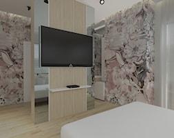 Sypialnia+glamour+-+zdj%C4%99cie+od+MONOdizajn+Architektura+i+Wn%C4%99trza