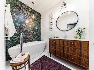 Jak urządzić łazienkę bez płytek?