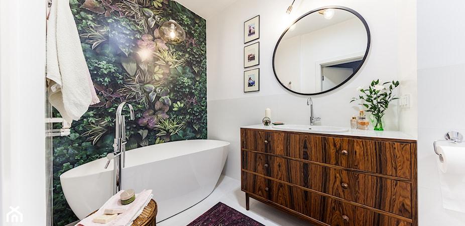 Oświetlenie lustra w łazience – jak oświetlić lustro łazienkowe?