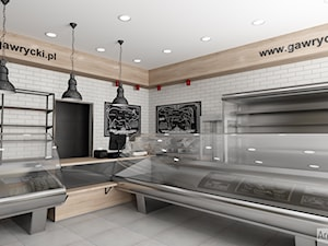 Projekt sklepu mięsnego U01_2018 Bielawa