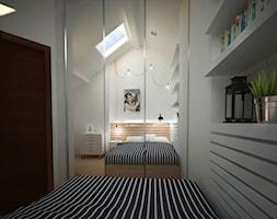 Sypialnia w stylu skandynawskim - zdjęcie od meinDESIGN
