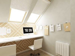 Gabinet - zdjęcie od SPOIWO studio