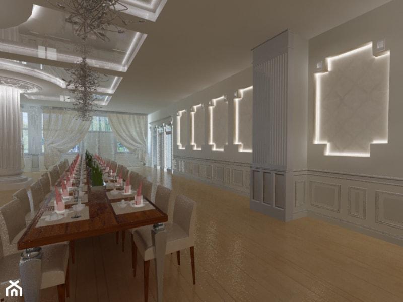 Sala Weselna Jantar Ustka ~ Hotel Jantar Ustka  zdjęcie od DL Projectus