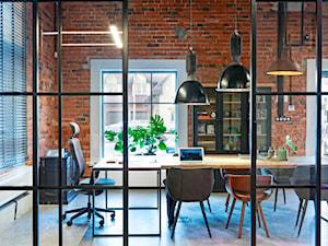 Loft office - zdjęcie od Kwadraton