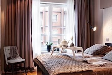 Mała przytulna sypialnia. Jak ją urządzić?