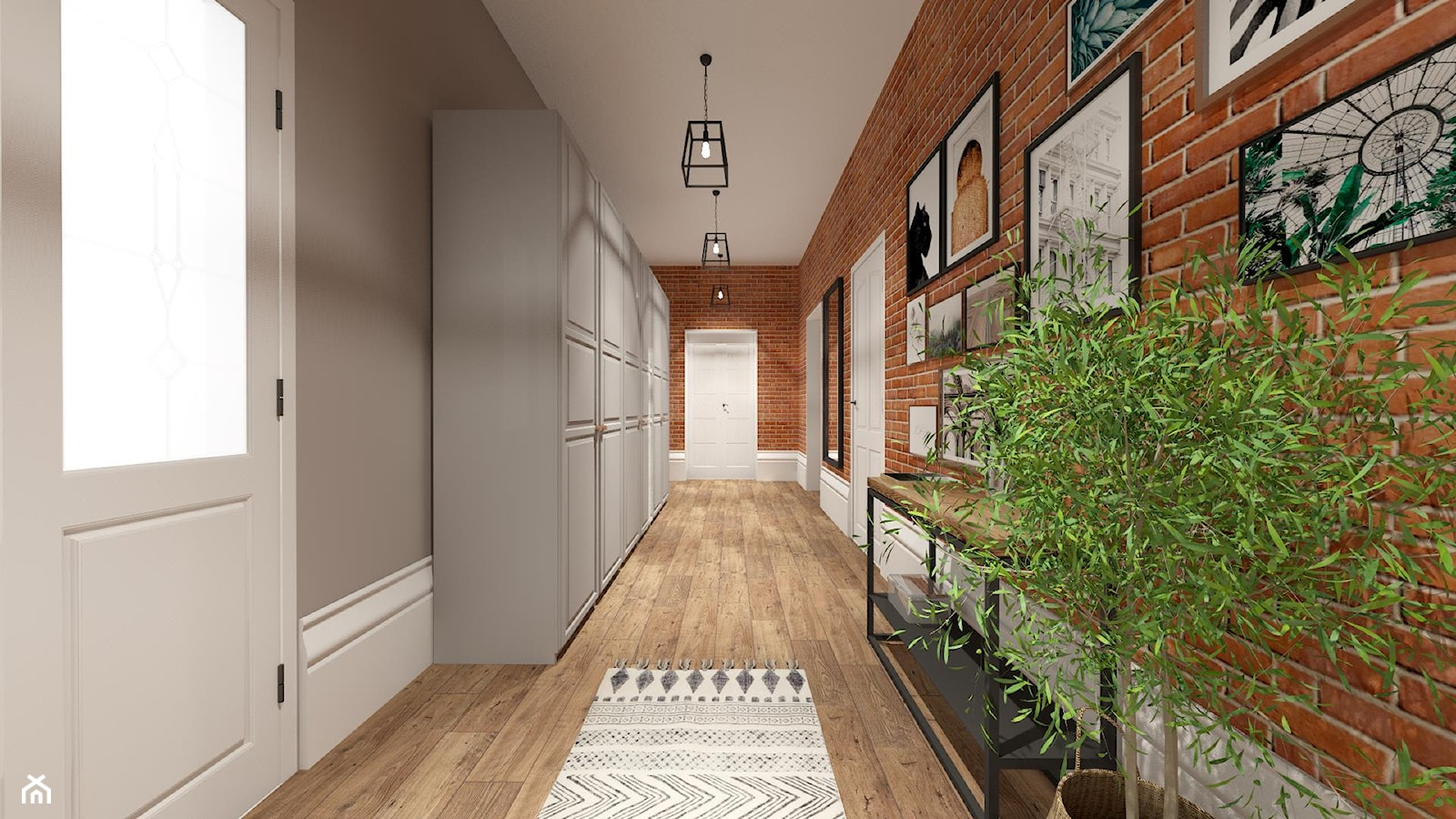 Brick Wall - zdjęcie od Kwadraton - Homebook