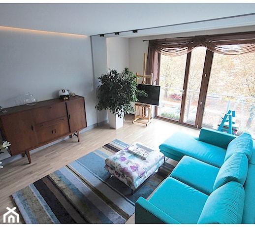 Jak urządzić mieszkanie z ciemnymi meblami w stylu skandynawskim?
