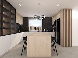 dom Lipusz - Kuchnia, styl minimalistyczny - zdjęcie od ESEF.STUDIO
