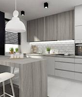 kuchnia w skandynawskim stylu - zdjęcie od MOTHI.form