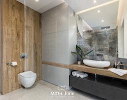 MOTHI.FORM ⋅ INSPIRUJĄCY DOM ⋅ BIBICE - Łazienka, styl nowoczesny - zdjęcie od MOTHI.form - Homebook