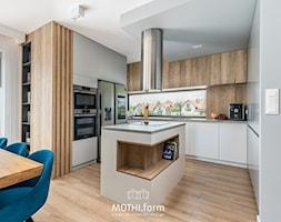 MOTHI.FORM ⋅ INSPIRUJĄCY DOM ⋅ BIBICE - Kuchnia, styl nowoczesny - zdjęcie od MOTHI.form - Homebook