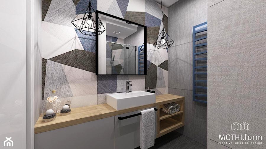 Łazienka na parterze - zdjęcie od MOTHI.form