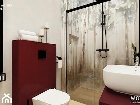 Aranżacje wnętrz - Łazienka: łazienka - MOTHI.form. Przeglądaj, dodawaj i zapisuj najlepsze zdjęcia, pomysły i inspiracje designerskie. W bazie mamy już prawie milion fotografii!