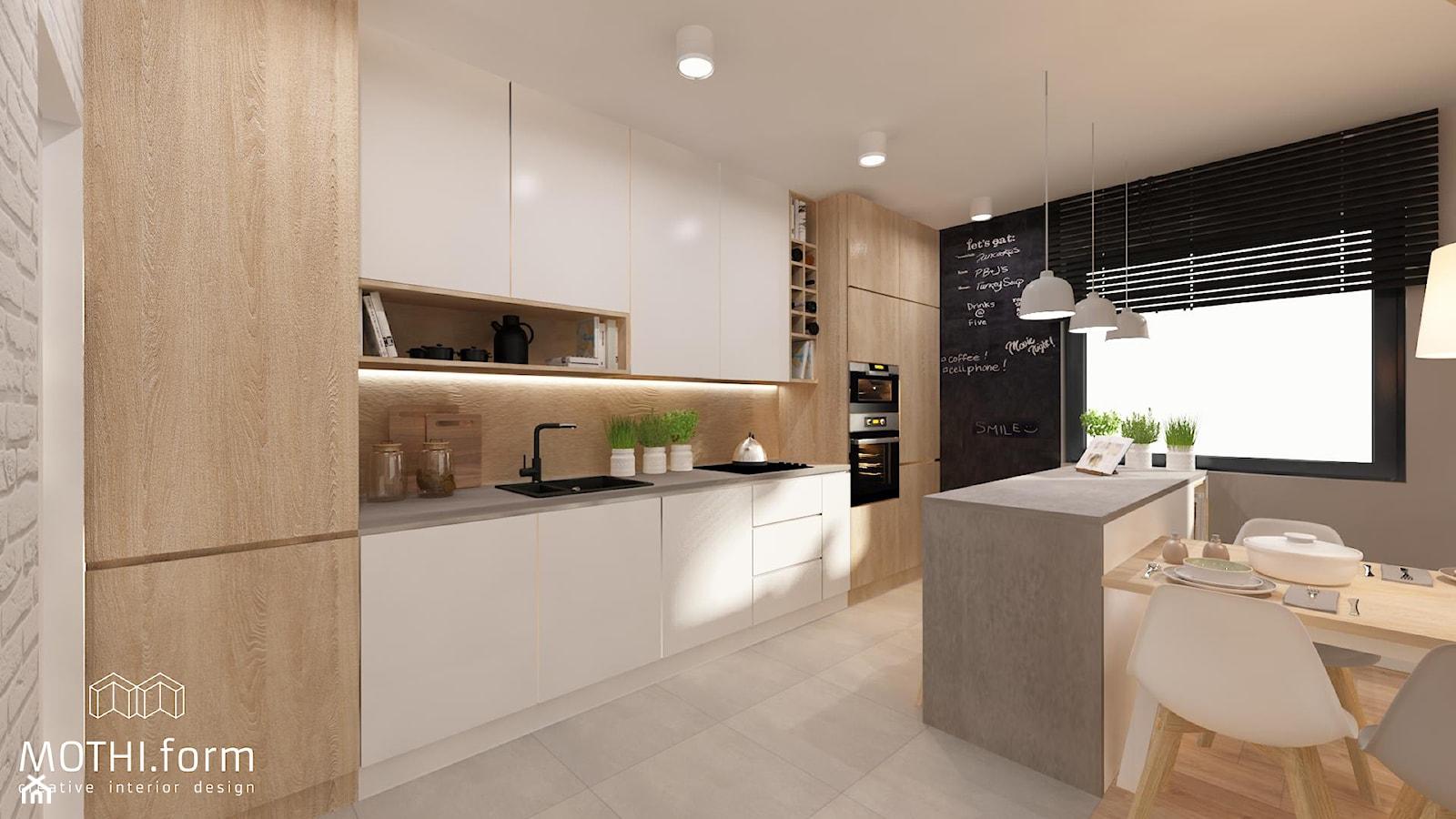 Kuchnia - zdjęcie od MOTHI.form - Homebook