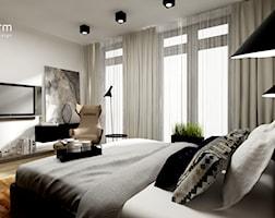 sypialnia w kolorach ziemi - zdjęcie od MOTHI.form