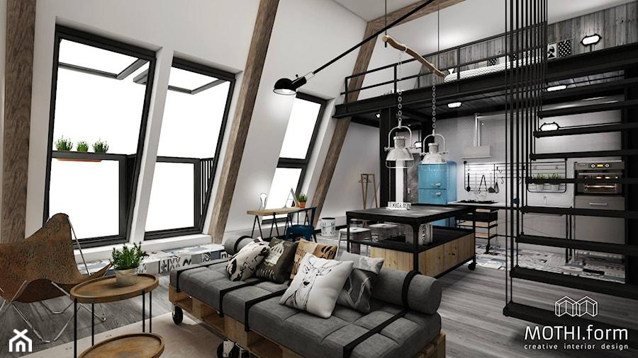 1 Loft Geylang Floor Plan
