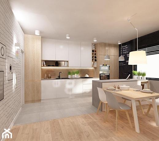 Ile kosztuje urządzenie kuchni otwartej na salon?