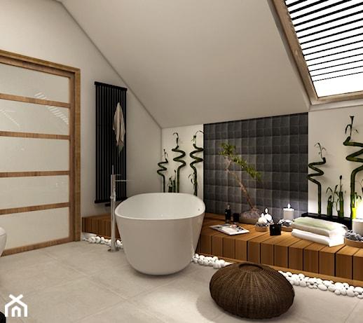 łazienka Spa Zdjęcie Od Mothiform Homebook