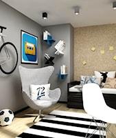 pokój dla chłopca - zdjęcie od MOTHI.form