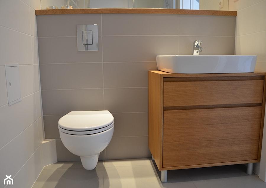 łazienka Po Remoncie Zdjęcie Od Studioqubik Homebook