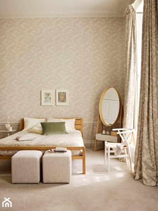 tapety w sypialni inspiracje - Ideabook użytkownika anna tro - Homebook.pl
