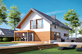NV-PR-002927 - zdjęcie od Novio.pl Projekty domów - Homebook
