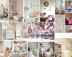 Pokój Tosi - Pokój dziecka, styl nowoczesny - zdjęcie od 3Deko Wnętrza - Homebook