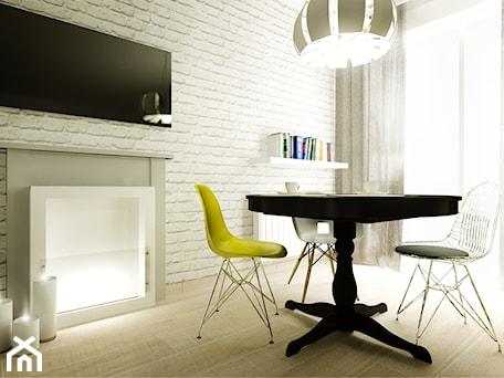 Aranżacje wnętrz - Salon: Mieszkanie na wynajem - Salon, styl industrialny - 3Deko Wnętrza. Przeglądaj, dodawaj i zapisuj najlepsze zdjęcia, pomysły i inspiracje designerskie. W bazie mamy już prawie milion fotografii!