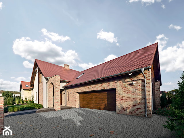 Dom jednorodzinny w Szczecinie