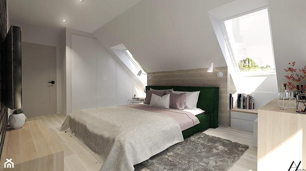 Sypialnia Na Poddaszu Ze Skosami Jak Ją Urządzić Homebook