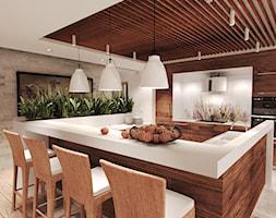 Kuchnia styl Rustykalny - zdjęcie od Agata Hann Architektura Wnętrz
