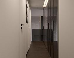 suspenzo_no.26 - Średni szary hol / przedpokój, styl nowoczesny - zdjęcie od suspenzo architectural group - Homebook