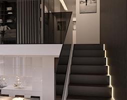 suspenzo_no.26 - Schody, styl nowoczesny - zdjęcie od suspenzo architectural group - Homebook