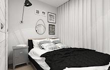 Sypialnia styl Industrialny - zdjęcie od suspenzo architectural group