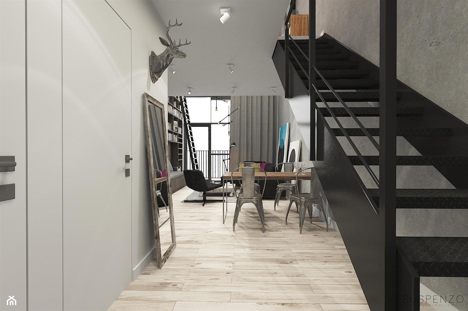 Loft - zdjęcie od suspenzo architectural group - Homebook